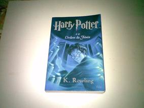 Livro ,, Harry Potter ,, E A Ordem Da Fenix 2003