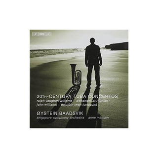 Vaughan Williams/syngapore Sym Orch/manson 20th Century Tuba