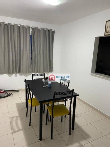 Apartamento Com 1 Dormitório À Venda, 40 M² Por R$ 280.000 - Jardim Esplanada - São José Dos Campos/sp - Ap7612