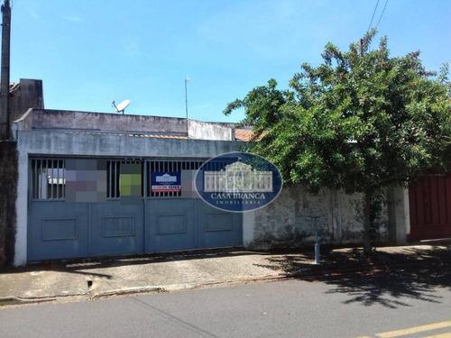 Imagem 1 de 9 de Casa Com 2 Dormitórios À Venda, 250 M² Por R$ 200.000 - Jardim Das Oliveiras - Araçatuba/sp - Ca1064