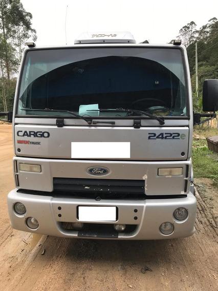 Ford Cargo 2422 2011 Carroceria