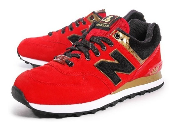 New Balance 574 Edicion Especial Year Of Horse 2014