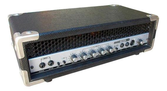 Amplificador De Bajo Electrovox Basstech Bt120 Cabezal 120w
