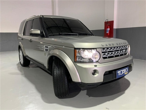 Land Rover Discovery 4 3.0 Hse 4x4 V6 36v Turbo Diesel 4p Au