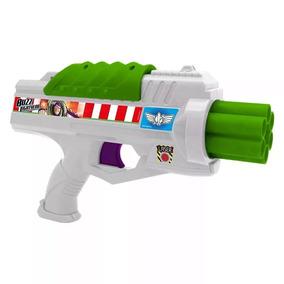 Lançador De Dardos Verde Toy Story 3 Toyng 034638
