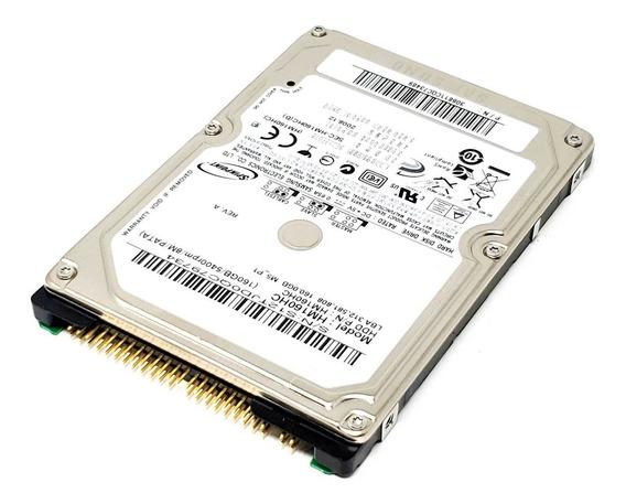 Hd Ide 80gb 5400rpm Notebook Netbook Semi-novo Oferta