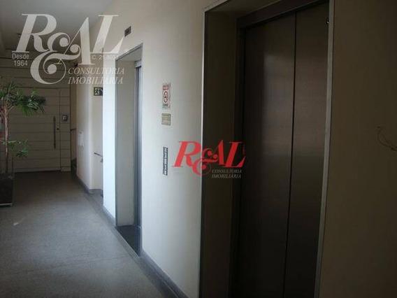 Sala Comercial Para Locação, Centro, Santos - Sa0124. - Sa0124