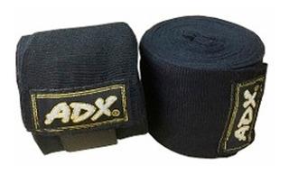 Par Venda Adx Para Box Y Mma Color Negro