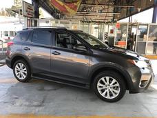 Toyota Rav4 2.5 Limited Platinum Mt 2014