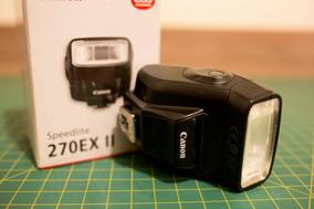 Flash Canon 270 Ex Ii