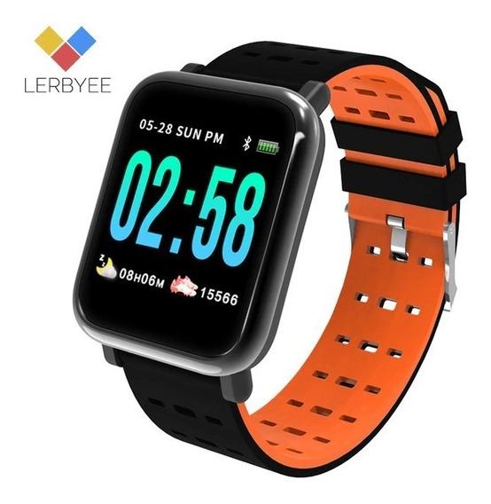 Relógio Smart Bracelet Pressão Arterial Android- iPhone