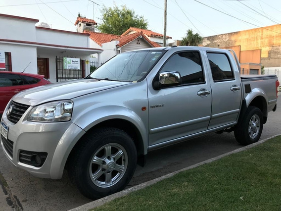 Great Wall Wingle 5 Motor 2.4 Año 2011. Impecable!