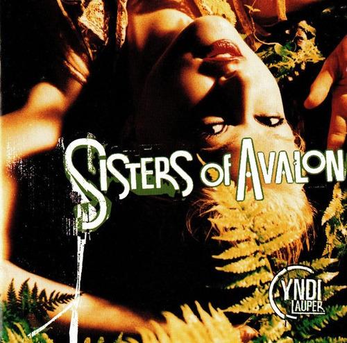 Imagem 1 de 3 de Cd Cyndi Lauper Sisters Of Avalon 1a Ed Br 1997