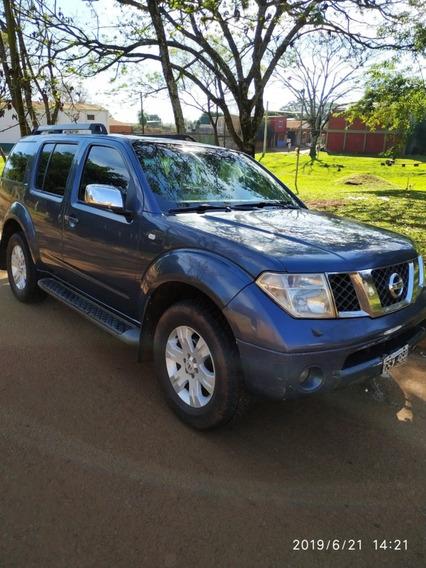 Vendo O Permuto Nissan Pathfinder Le 4x4 En Excelente Estado