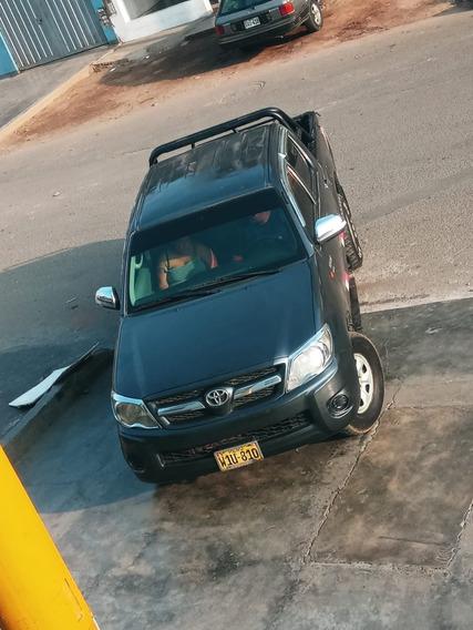 Vendo Toyota Hilux De 2006