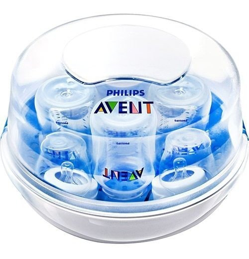 Esterilizador A Vapor Micro-ondas Philips Avent Scf281/02