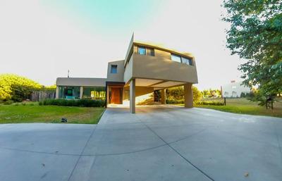 Casa En Alquiler Country Los Alamos Club De Campo Ibarlucea