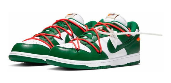 Nike Dunk X Off White Pine Green 41 Novo