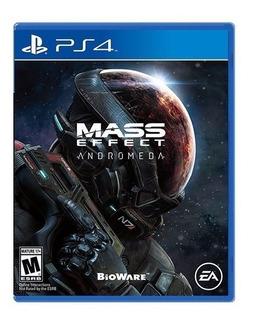 Juego Playstation 4 Mass Effect Andromeda Ps4 / Makkax
