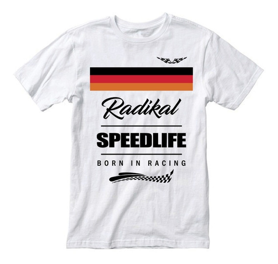 Remera Track Radikal Racing Motocross/atv
