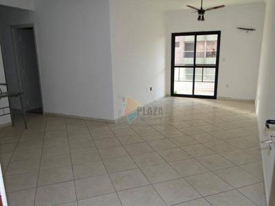 Apartamento Residencial Para Locação, Canto Do Forte, Praia Grande. - Ap3656