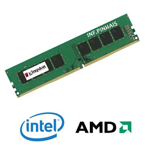 Memória Kingston Ddr3 4gb 1333 Mhz Pc