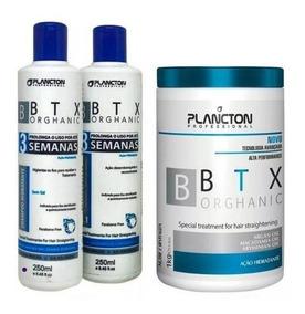 Btx Orghanic 1kg + Kit 3 Semanas