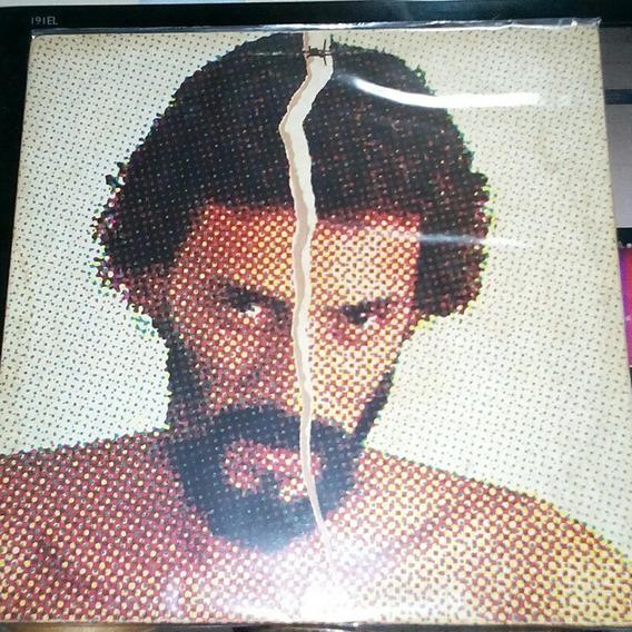 Lp Gonzaguinha De Volta Ao Começo 1980 Excelente C/ Encarte
