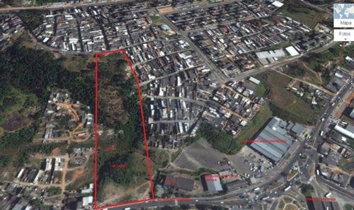 Imagem 1 de 6 de Terreno, 30220 M² - Venda Por R$ 21.800.000,00 Ou Aluguel Por R$ 120.000,00 - Cidade Tiradentes - São Paulo/sp - Te0326