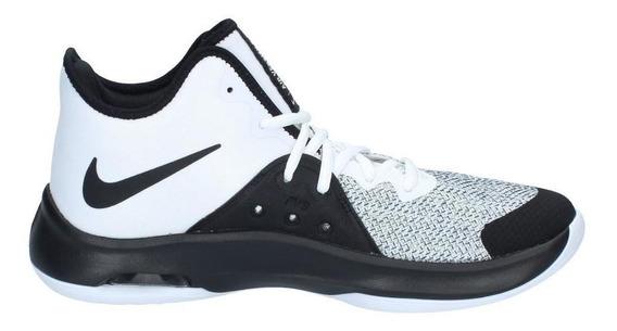 Tenis Basquetbol Nike - Blanco - Hombre - Ao4430-100