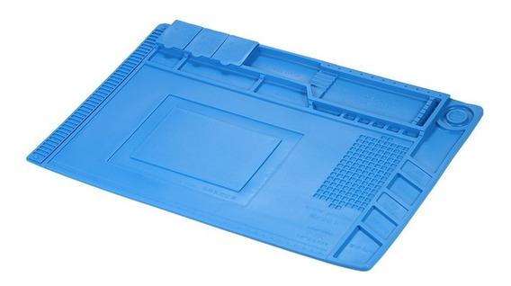 Tapete Magnetico Para Tecnico Reparacion Celular Pc Consola