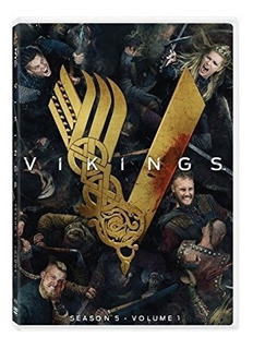 Vikings Temporada 5 (parte 2) En Dvd!