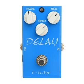 Pedal Amw Wave Delay . Pedal Guitarra Baixo Violão . Loja