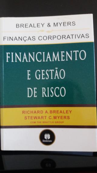 Financiamento E Gestão De Risco Brealey & Myers Livro Usado