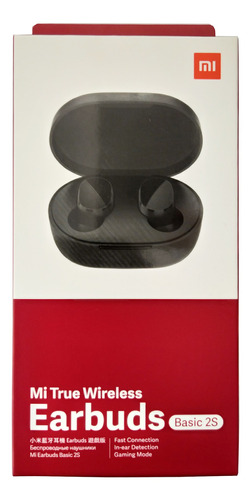 Auricular Inalambrico Bluetooth Xiaomi Redmi Airdots 2s Game