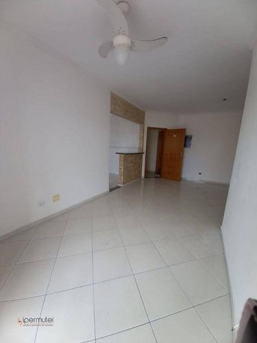 Imagem 1 de 25 de Ótimo Apartamento Com 2 Dormitórios À Venda, 80 M² - Vila Tupi - Praia Grande/sp - Ap2210