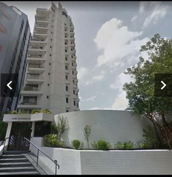 Apartamento No Santa Paula, 125 M² 3 Dorms 1 Suíte 2 Vagas