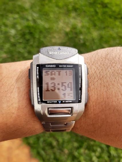 Relógio Casio Wrist Câmera - Fotografia