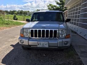 Jeep Commander 5.7 Limited Premium 4x2 Mt 2007