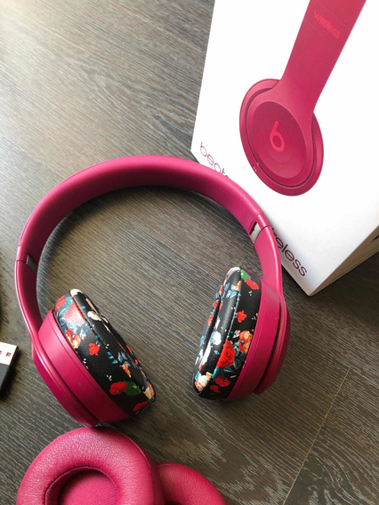 Beats Solo3 Wireless Fúcsia