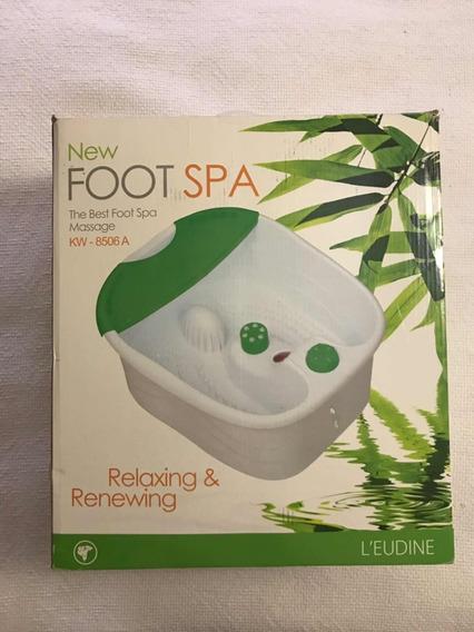 Foot Spa Massage / Cod 15