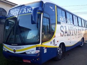 Ônibus Marcopolo 1050, Mercedes Oh 1621, 52 Lug Super Novo!