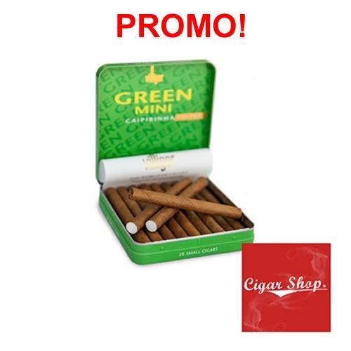 Cigarro Villiger Green Mini X 20 Small Cigars Cigar Shop