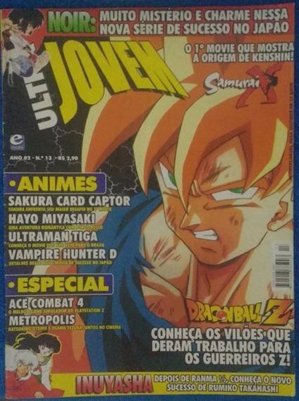 Revista Ultra Jovem Edição Ano 02 N° 13