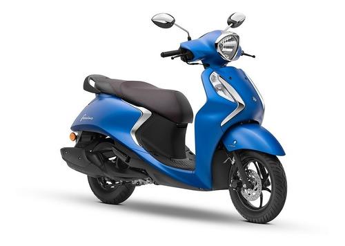 Yamaha Scooter  Fascino 125 Ahora 12 Y 18 Cuotas Fijas