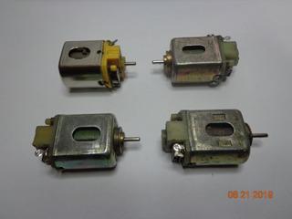 Motores Para Autos Slot Lote 1