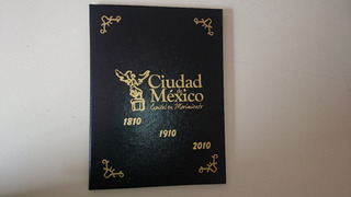 Album De Monedas Del Bicentenario De 5 Pesos
