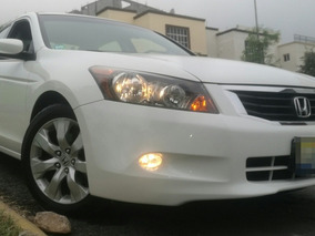 Honda Accord 2.4 Ex Sedan L4 Piel Abs Cd Mt 2010