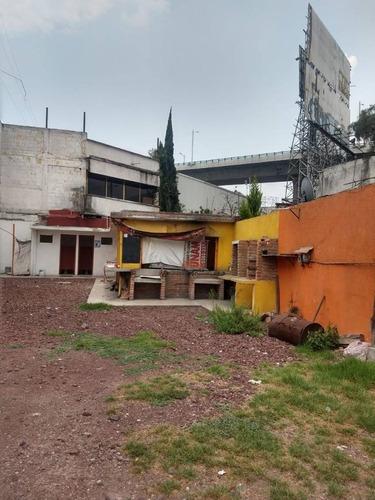 Imagen 1 de 4 de Terreno En Venta / Naucalpan / Edomex