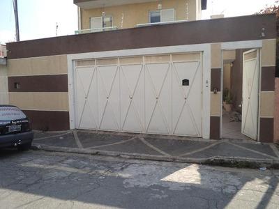 Sobrado Residencial À Venda, Mooca, São Paulo. - So0414